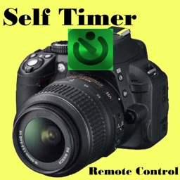 Self Timer with Remote Control and Print Date/Title/Location Option