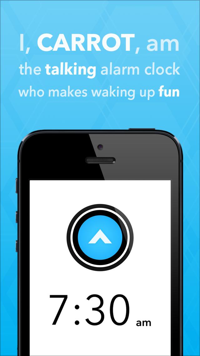 download CARROT Alarm - Talking Alarm Clock apps 3