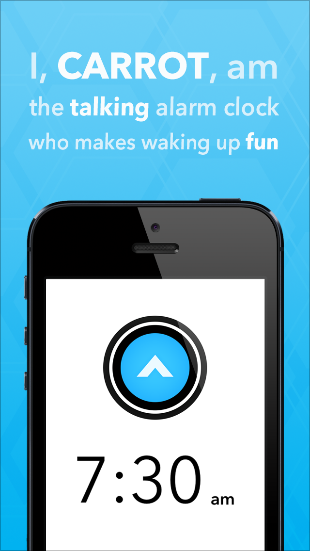 CARROT Alarm - Talking Alarm Clock på PC
