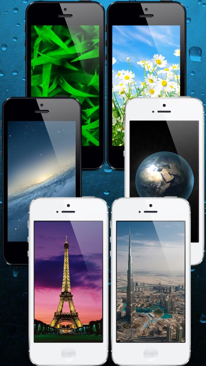 Cool Wallpapers for iOS 7 screenshot-3