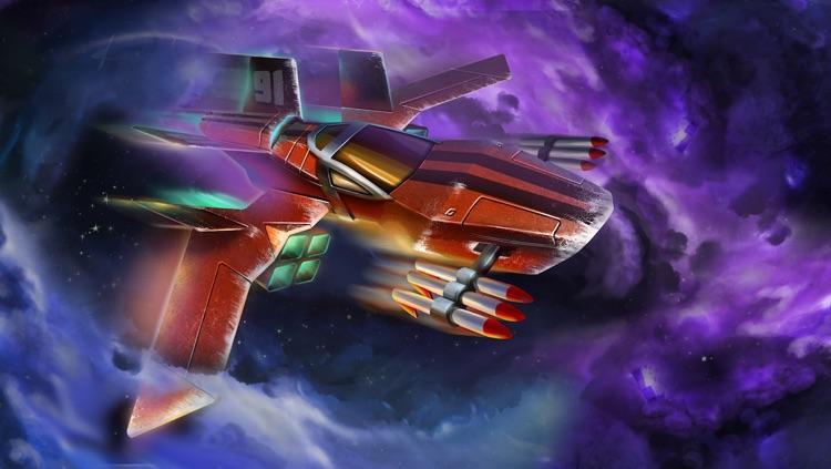 Galaxy Warfare Free - space shooter