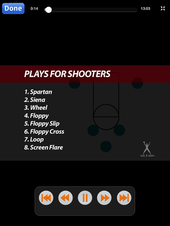 HORNS Offense: Powerful Scoring Plays Using The A-Set - With Coach Lason Perkins - Full Court Basketball Training Instruction - XL screenshot-3