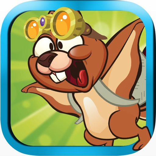 Candy Pop : Flying games for forest animals
