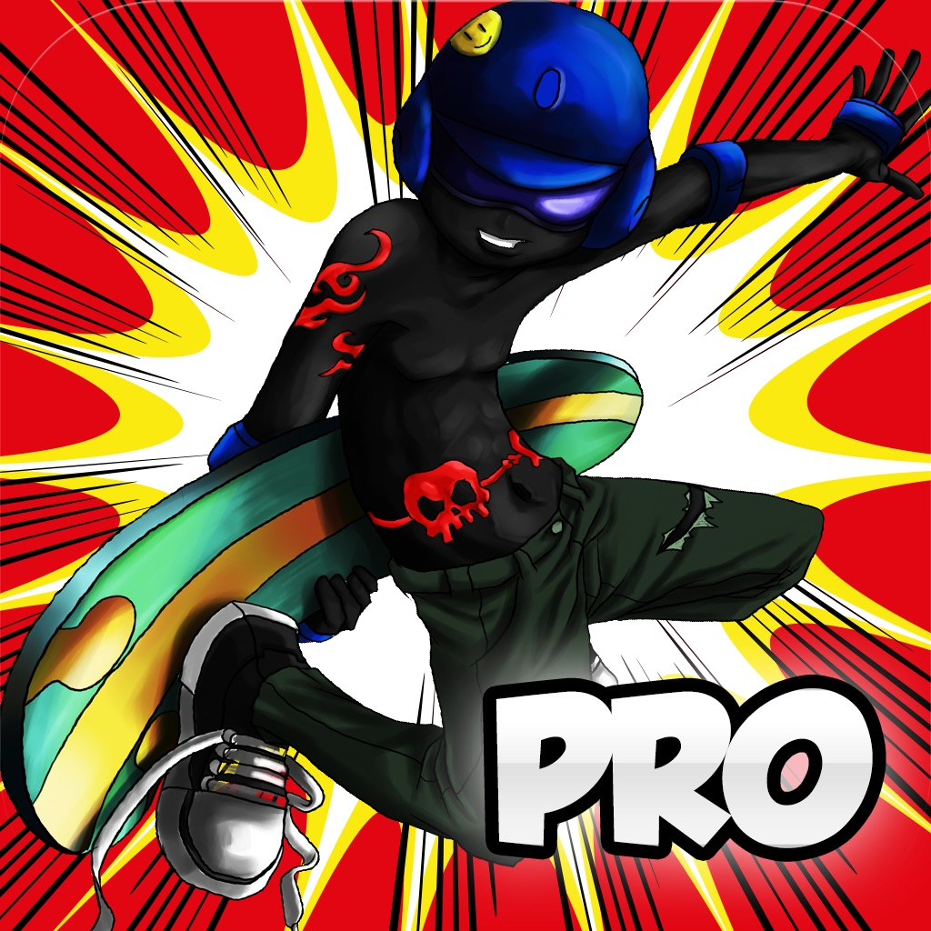 Awesome Fun Stick-man Skate-r Run Game-s For Boy-s Pro hack