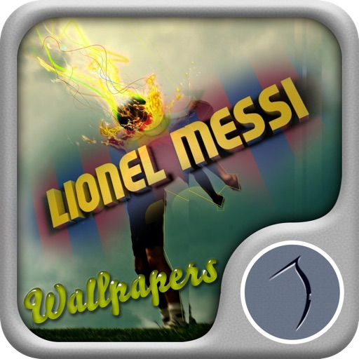Wallpapers: Lionel Messi Version iOS App