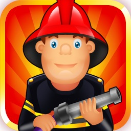 The Super Junior Fireman Jigsaw Puzzle My Fire & Rescue Trucks Heroes Game Advert Free