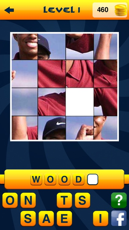 Guess the Celebrity Quiz Word Game screenshot-3