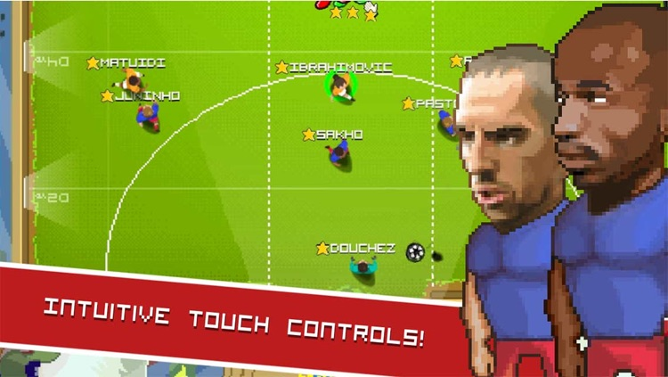 Football Touch 2015 screenshot-0