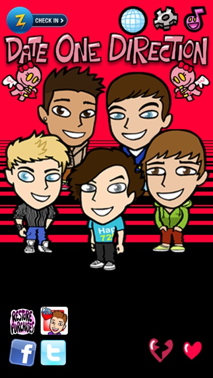 One Date Direction