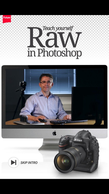 Teach yourself Raw in Photoshop screenshot-2