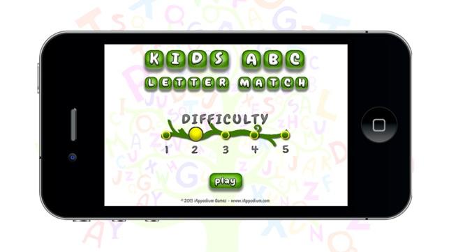 Alfabeto ingles para niños en App Store