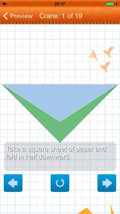 How to Make Origami Birds screenshot-3
