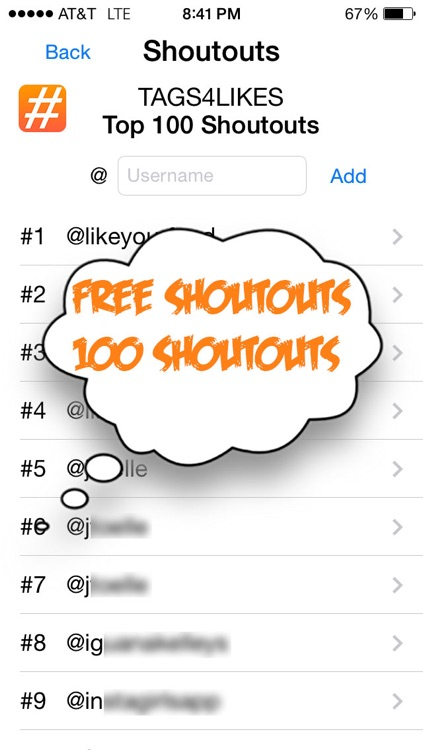 Tags4Likes - Copy and Paste HashTags for Instagram - Tags For Likes screenshot-4