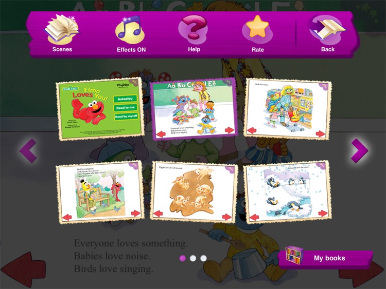 PlayTales! - Kids' Books screenshot-4