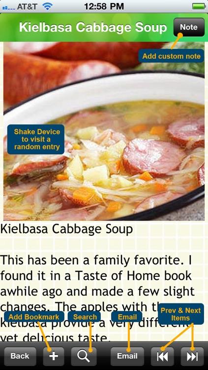 350 South Beach Diet Recipes screenshot-4