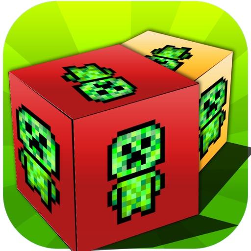 Big Pixel Cube Shuffle