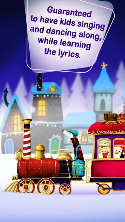 Christmas Songs Machine FREE- Sing-along Christmas Carols for kids! screenshot-3
