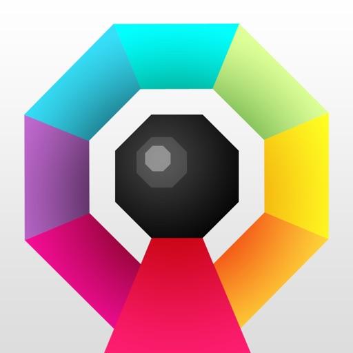 Octagon - A Minimal Arcade Game with Maximum Challenge