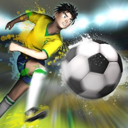 Striker Soccer Brazil: lead your team to the top of the world