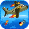 Airplane Shooting Fight Adventure - Night Sky Airplay Attack Free