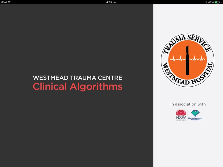 Westmead Trauma HD screenshot-0