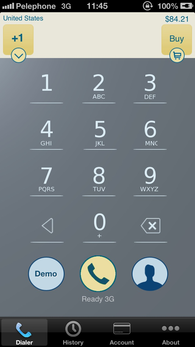Cheap Calls - IntCall app image