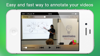 messages.download Annotate videos -  video player, tags, annotations, notes PDF converter, comments software