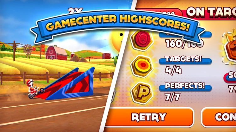 Joe Danger screenshot-3