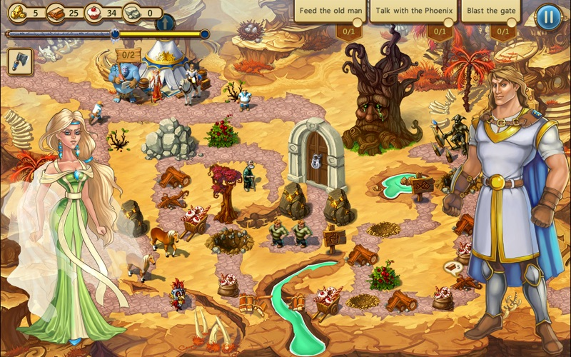 Ballad of Solar screenshot 1