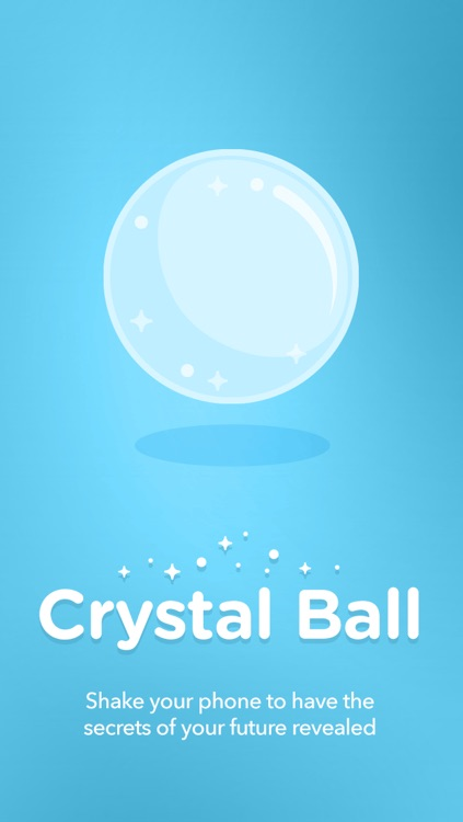 Crystal Ball App