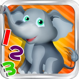Animal Math School- 6 Amazing Learning Games for Preschool & Kindergarten Kids!