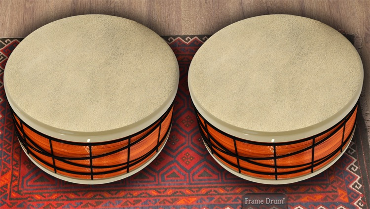 Frame Drum! Free screenshot-0