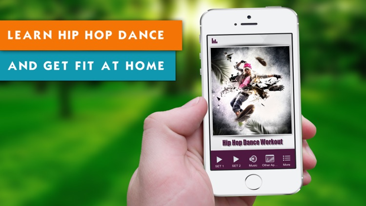 Hip Hop Dance Workout screenshot-0