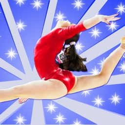 2014 American Girly Kids Gymnastics Game: Fun for all Little Girl-s and Teenage-rs Gym Games Pro