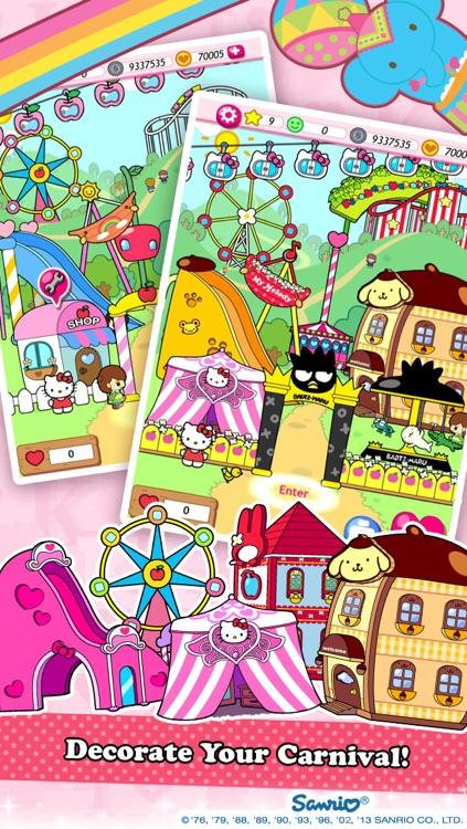 Hello Kitty Carnival screenshot-4