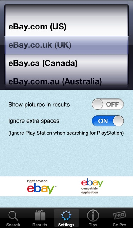 Fat Fingers: for eBay Bargains screenshot-4