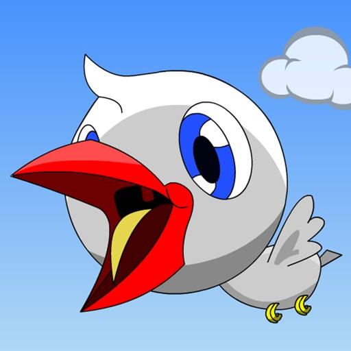 save crazy bird