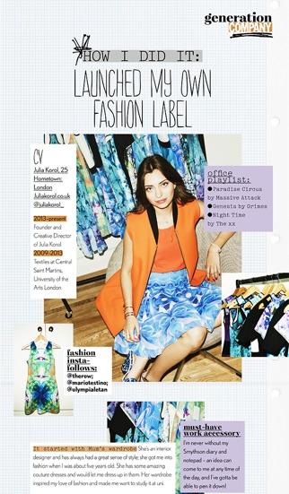 Screenshot for Company Magazine UK in Peru App Store