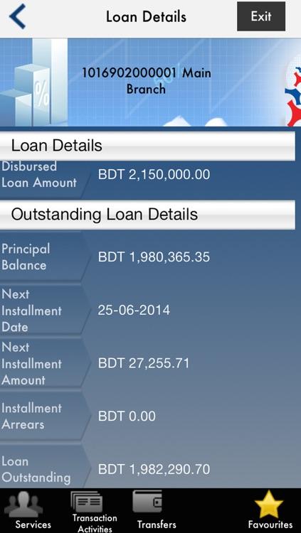 NRB BANK eBANKING screenshot-3