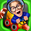 Create A Car - Build & Drive Vehicles From Scrap Parts - Recycling Game For The Little Driver & Toy Mechanic