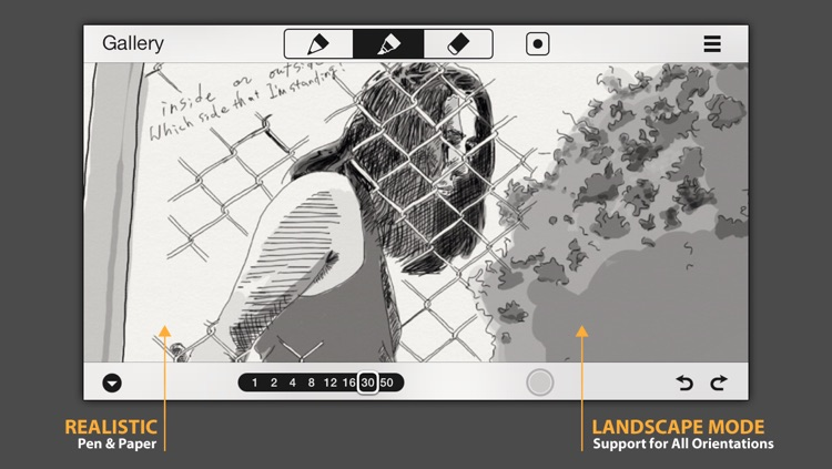 SketchTime - Quick Sketching & Photo Tracing screenshot-3