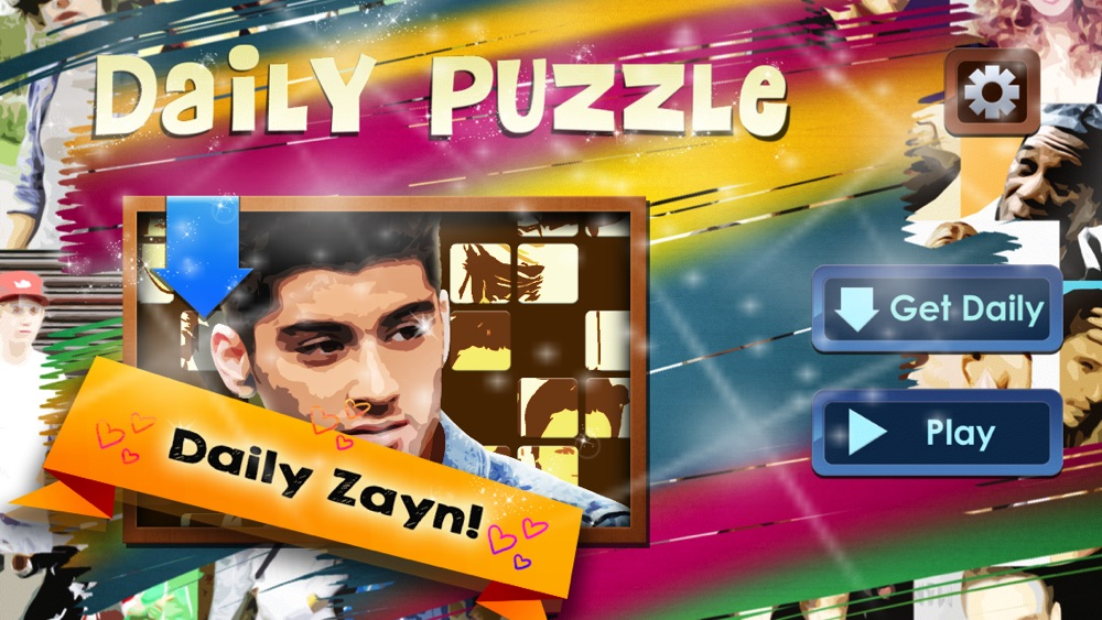 Daily Puzzle for Zayn Malik Cheat Codes