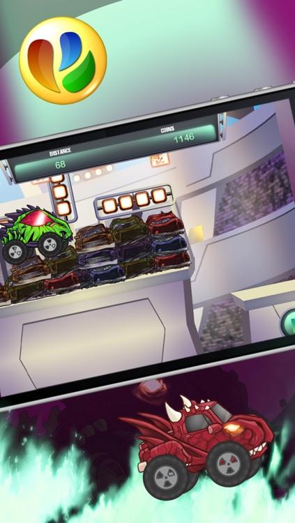 Action Monster Trucks screenshot-3