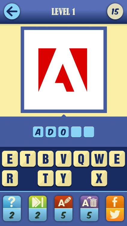 Guess The Brand Game - #1 Logotype pop quiz and trivia to test who knows what's that food, car or fashion company logo!