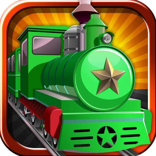 Addictive Train Delivery Free Game icon