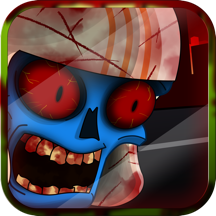 Ride Dead Straight Glory - Stay Ahead of the Endless Evil Zombie Horde Invasion - Free Motorbike Shooting Race - iPhone/iPad Edition