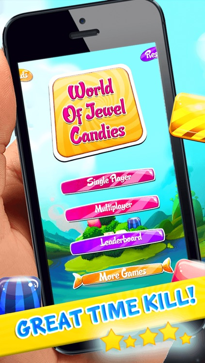 World Of Jewel Candies