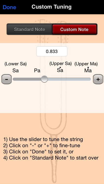 iTanpura - Tanpura Player screenshot-4