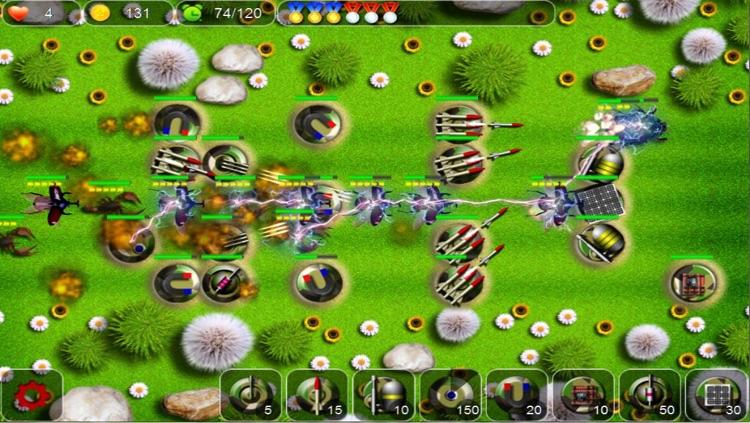 Garden vs Pests
