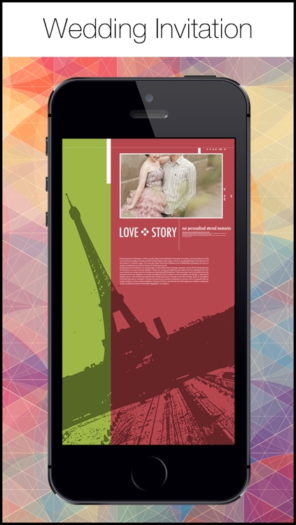 Wedding Frame 360 - Best wedding graphic Design App For Creative People screenshot-3